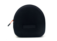 Elegant Custom Headphone Carrying Case With Nylon 1680D Surface Material
